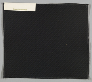 Samples, Milford, 1980s