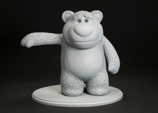 Maquette, Lotso, Toy Story 3, 2010