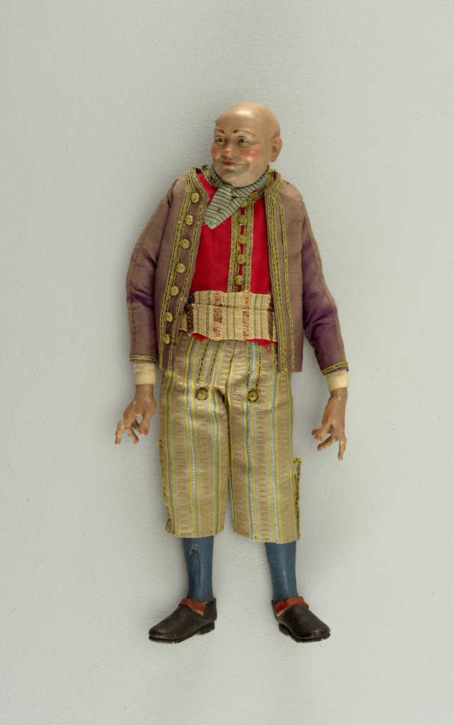 Creche Figure (Italy)