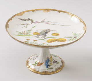 Cakestand (France), ca. 1880