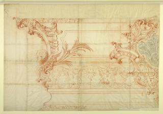 Drawing, Altar design