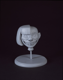 "Maquette, Edna Mode ""Grin,"" The Incredibles, 2004"
