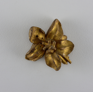 Fragment, Floral, late 18th century