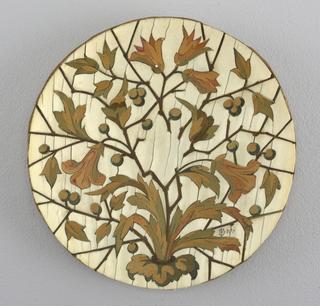 Dish (France), ca. 1880