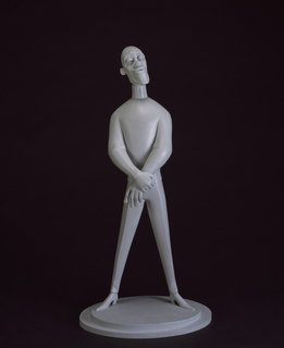 Maquette, Frozone, The Incredibles, 2004