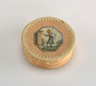 Pastille Box And Lid