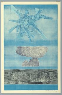Print, Artic Bird, 1964