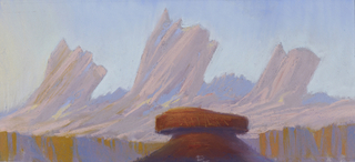 Concept Art, Cadillac Range with Radiator Butte, Cars, 2006