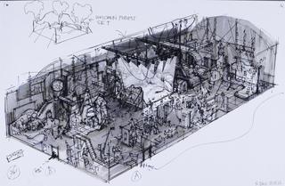 Concept Art, Dream Production, Inside Out, 2015