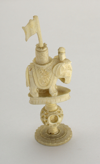 Chesspiece: White Rook
