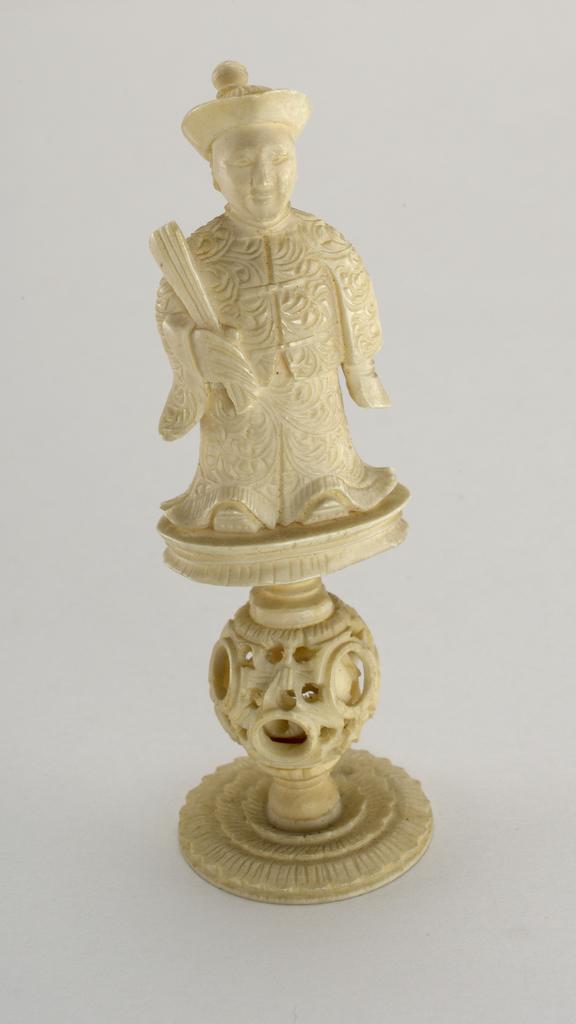 Chesspiece: White Bishop