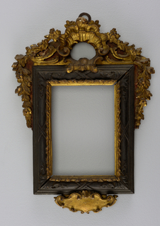 Frame (possibly Italy), ca. 1750