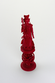 Red queen Chesspiece