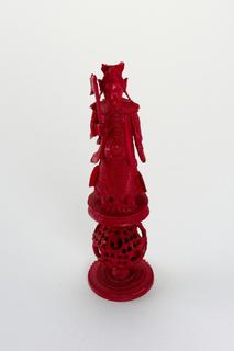 Red queen Chesspiece