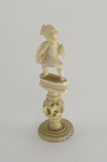 Chesspiece: White Pawn