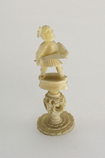 Chesspiece: White Pawn