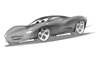 Concept Art, Holley Shiftwell, Cars 2, 2011