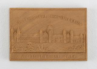 """Centennial Exposition / Agricultural Hall"""