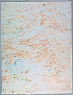 Decorated Paper, Marbled paper