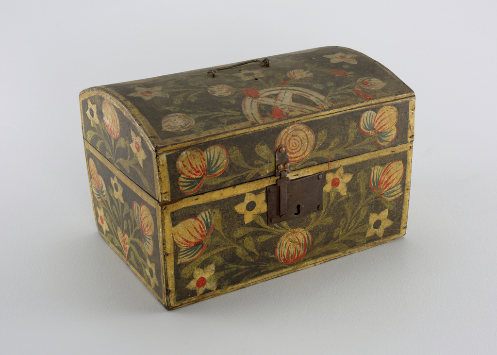 Chest, late 18th–early 19th century