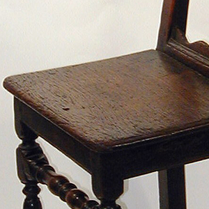 Side Chair (France), possibly ca. 1650