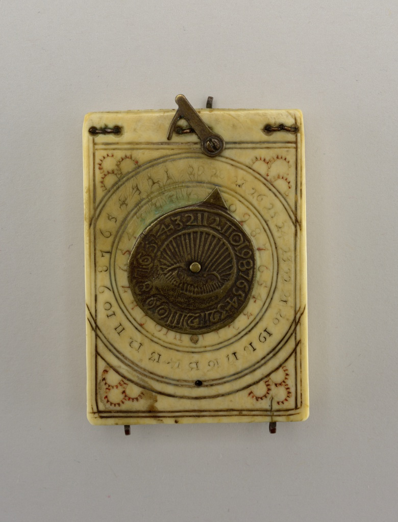 Sundial Compass (Germany), late 17th–early 18th century
