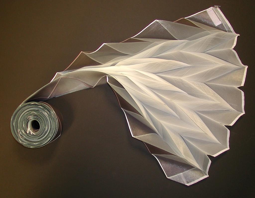 Textile, Origami Pleat