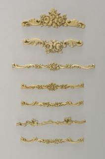 Silversmith's Model (USA), mid-19th century