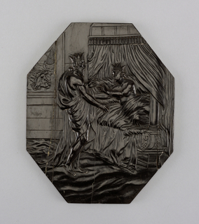 Plaque (France), early 17th century