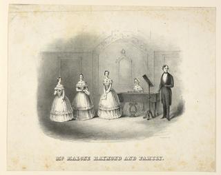 Sheet Music, Mr. Mallone Raymond and Family