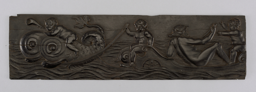 Plaque (probably Italy), possibly late 17th century