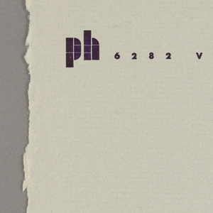 Letterhead with name of enterprise printed in dark gray across the top.