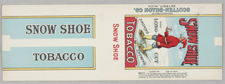 Tobacco Label (USA), ca. 1900