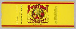 Tobacco Label (USA), ca. 1900