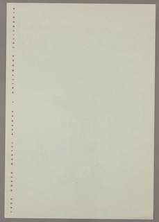 Letterhead with company address printed in orange ink at upper margin.