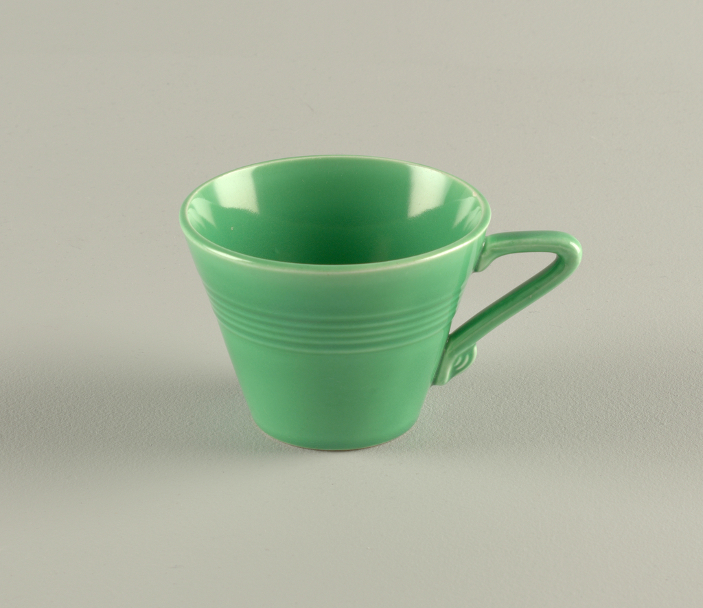 Light Green tea cup.