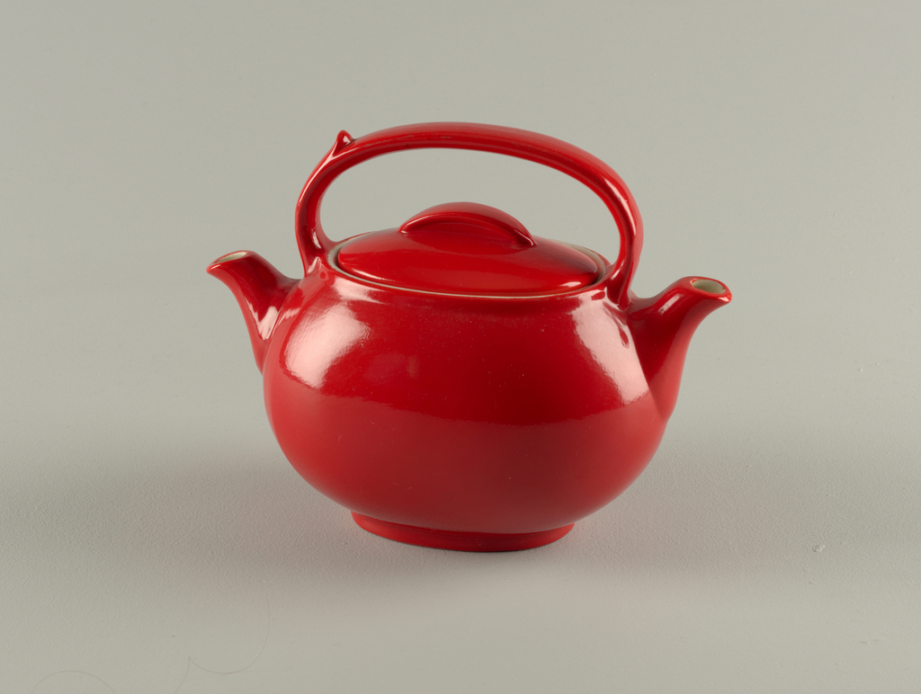 Teapot With Cover (USA)
