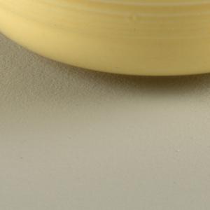Ivory fruit bowl.