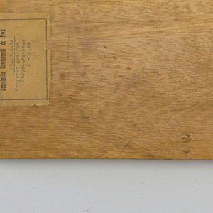 Umburana de cheiro Sample, ca. 1939