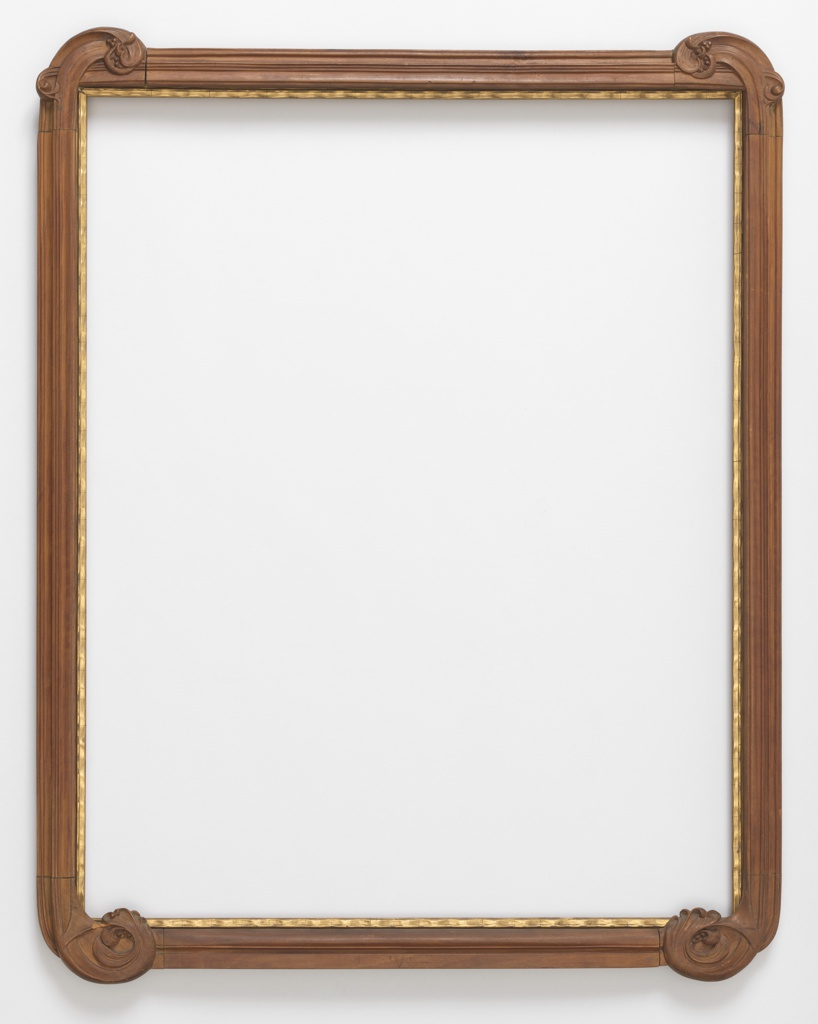 Picture Frame, from the Hôtel Guimard