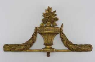 Crest, Frame