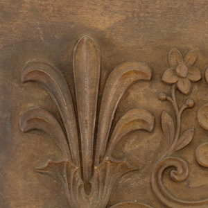 Pattern for architectural molding