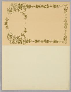 Stationery (England & Germany)