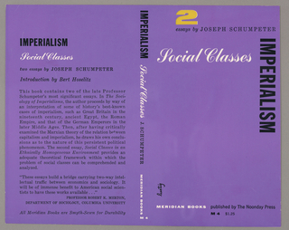 The bookjacket has a purple background. The title, author and publisher are written vertically down the spine. On the back cover are the title, author's name, synopsis and reviews of the book. Produced for Meridian Press.