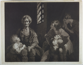Print, Ugolino (after Reynolds), 1774