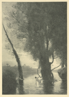 Print, The Bathers, 1910