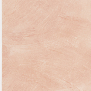 Pink faux finish, with the appearance of random wide brush strokes.