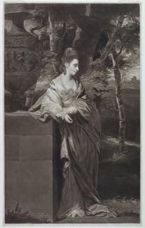 Print, The Hon. Mrs. Parker