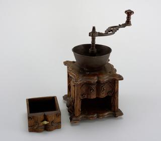 Grinder, Coffee