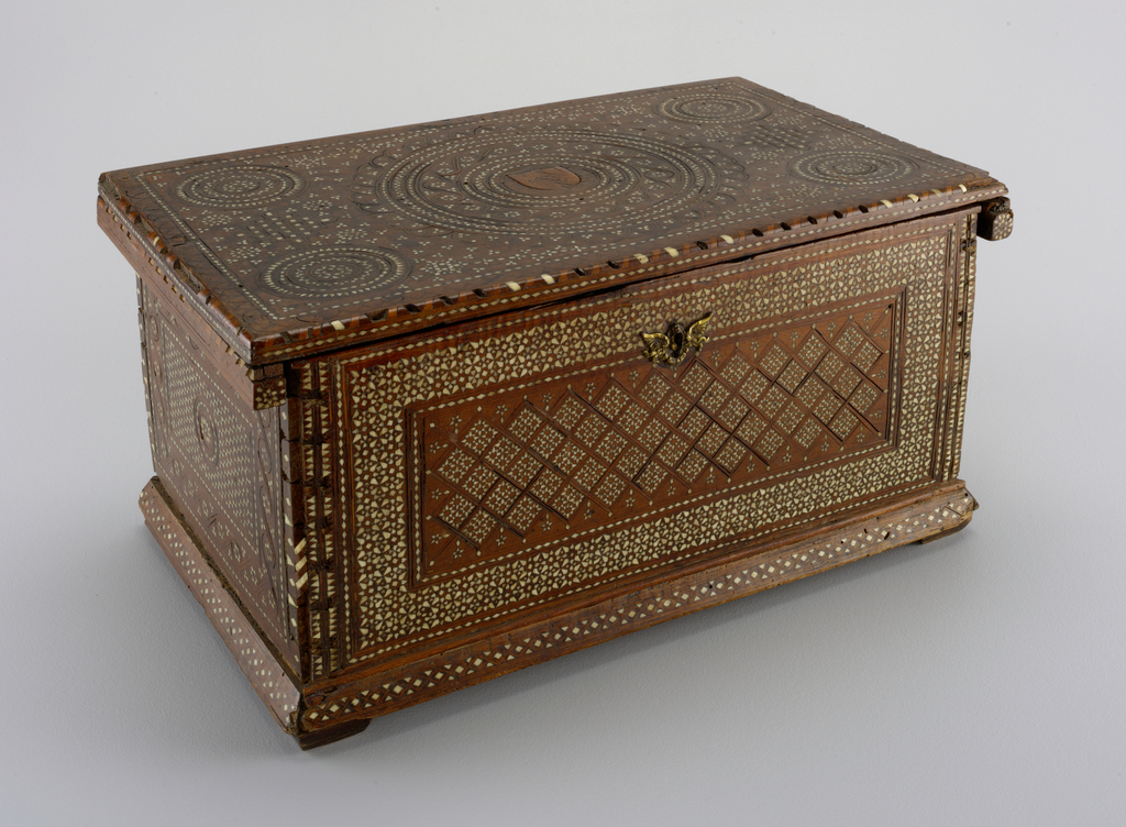 Chest, late 15th–early 16th century